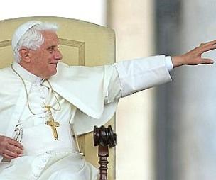 Benedetto XVI da unita.it