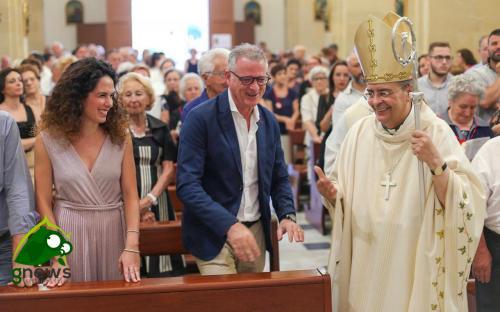 Cristina Dettù, Marcello Amante e l'arcivescovo di Otranto Donato Negro