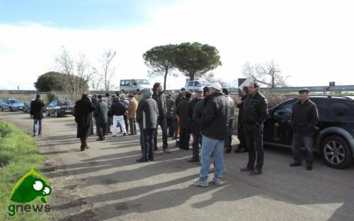 Manifestazione a Collemeto