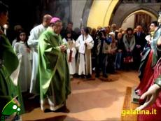 Galatina. Il Calvario ritorna nella Basilica di Santa Caterina d'Alessandria
