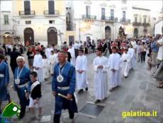 Galatina. Processione dei Santi Pietro e Paolo 2014