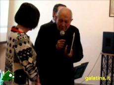 Don Fedele Lazari. Galatina, Premio De Maria