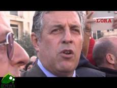 Palermo, marcia di solidarietà per Nino Di Matteo