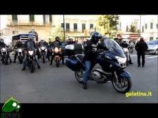 Galatina. Befana del Motoclub Chirone 2013