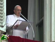 Papa Francesco: Dio non si stanca mai di perdonarci.