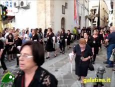 Galatina. Processione dei Santi Pietro e Paolo