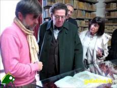 Philippe Daverio, libri e cavalli a Galatina