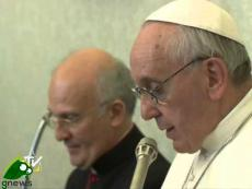 Papa Francesco: Bibbia e Tradizione strettamente unite