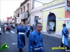 Galatina. Processione del Corpus Domini 2014