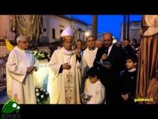 Inaugurazione Statua San Giovanni Paolo II - Galatina (LE)