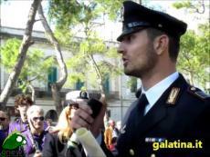 Galatina, Menzione d'onore ad Andrea Ciarfera