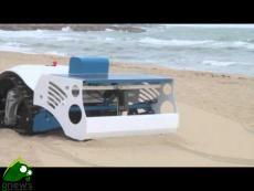 Solarino Robot Puliscispiaggia Sand Beach Cleaner