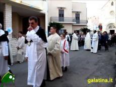 Galatina. Processione della Madonna della Luce