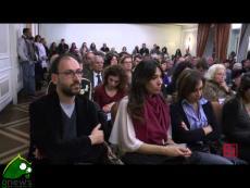Napoli - ''Questioni di sangue'', il libro (03.04.14)