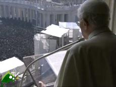 Benedetto XVI: Il bivio nella vita è seguire l'io o Dio
