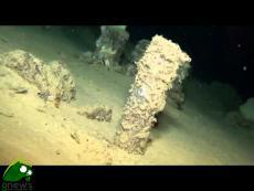 Camini di pietra nel Mar Mediterraneo