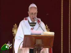 Papa Francesco: Sia tutelata sicurezza del lavoratore.