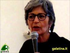 Anna Finocchiaro a Galatina