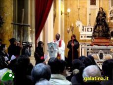 Galatina. Chiamata della Madonna