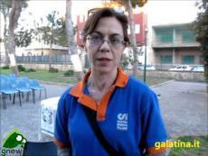 Galatina, Sport Day. Andrea Coccioli, Daniela Diso