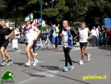 4a Correre Galatina, il passaggio in Piazza Alighieri