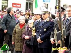 Galatina, processione dell'Addolorata. Il ritorno