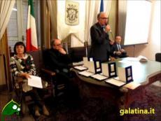 Galatina. Premio Beniamino De Maria