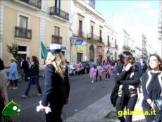 Galatina. Festa delle Forze Armate e dell'Unità Nazionale