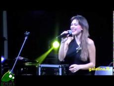 Galatina. 'I Concerti del Chiostro', Simona Molinari, 'La Felicità'