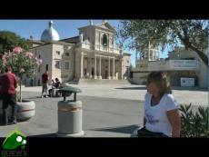 ABRUZZO - Il Santuario di SAN GABRIELE di Isola del Gran Sasso