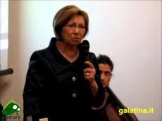 Ada Provenzano Bello. Galatina, Premio De Maria