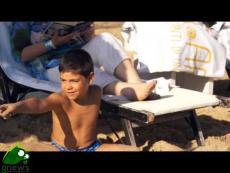 Solarino Sand Beach Cleaner Robot - Emotional Video