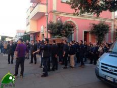 Collemeto_Funerali di Cristian Pellegrino