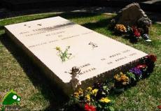 Tomba di don Tonino Bello