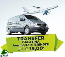 Offerta Transfer Galatina_Brindisi